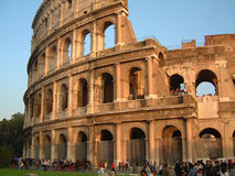 Colloseum, Roma Fotografia Stock