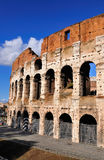 colloseum rome стоковое изображение