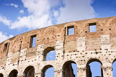 Colloseum in Rome Stock Afbeeldingen