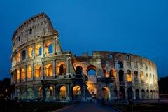 Colloseum, Rome Royalty-vrije Stock Afbeelding
