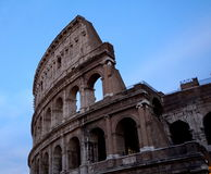 Colloseum in Rome. During evening Stock Photo
