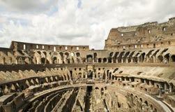 Colloseum, Rome. Inside the Colloseum, Rome, Italy royalty free stock photo