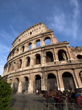 Colloseum in Rome. Royalty Free Stock Photography