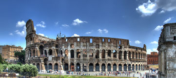 Colloseum. From Rome, Italy Stock Photo