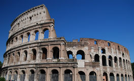 Colloseum in Rome, Italy Royalty Free Stock Images