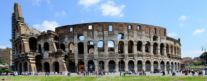 Colloseum Rome Stock Photo