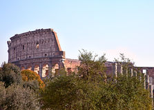 Colloseum Stock Photography