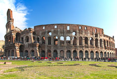 Colloseum Royalty Free Stock Image