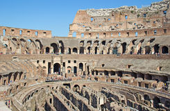 Colloseum Royalty Free Stock Photos