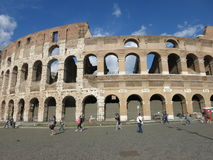 Colloseum Serie 1 d'Italien Photos libres de droits