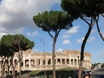 Colloseum Serie 2 Italien Στοκ φωτογραφία με δικαίωμα ελεύθερης χρήσης