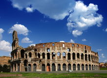Collosseo Royalty Free Stock Image
