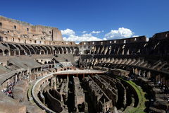 Collosseo Stock Photo