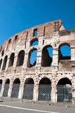 Collosseum. Historical coollosseum in the city Rome in Italy Royalty Free Stock Image