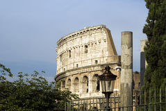 Collosseum rome italy stock photography