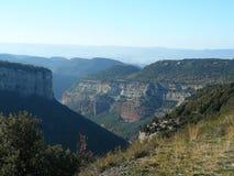Collsacabra Canyons, Catalonia, Spain Stock Photo
