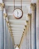 Collums de colonnade de moulin de Carlsbad Photographie stock libre de droits