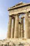 Collums des acropilis Photos libres de droits