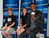 Colman Domingo at SIRIUS XM Live On Broadway Royalty Free Stock Photography