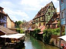 Colmar, Франция Стоковая Фотография RF