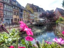 colmar Франция стоковые фото