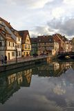 Colmar. / Elsass / France Royalty Free Stock Image