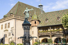 Colmar (Alsace) Royalty Free Stock Photography