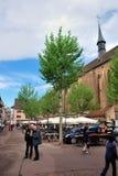 Colmar (Alsace) Royaltyfri Fotografi