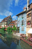 Colmar,Alsace,France Stock Photo