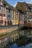 Colmar - Alsace - France Royalty Free Stock Images