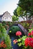 Colmar, Alsace, France. Very high resolution, 42.2 megapixels Stock Photos