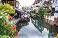 Colmar, Alsace, France. Royalty Free Stock Photography