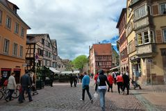Colmar (Alsace) Royalty Free Stock Images