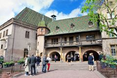 Colmar (Alsace) Royalty Free Stock Photo