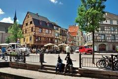 Colmar (Alsace) Royalty Free Stock Photos