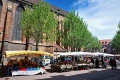 Colmar (Alsace) Royalty Free Stock Photo