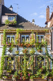 Colmar (Alsace) - House Royalty Free Stock Images