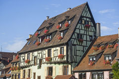Colmar (Alsace) - Petite Venise Royalty Free Stock Photography