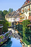 Colmar (Alsace) - Petite Venise Royalty Free Stock Photos