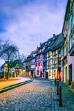 Colmar, Alsacia, Francia - poca Venecia fotografía de archivo libre de regalías