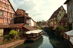 Colmar, france Stock Photos