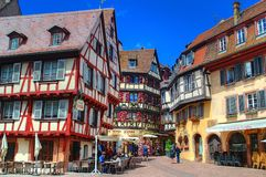 Colmar, France image stock