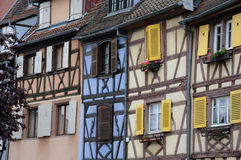 Colmar in France Stock Images