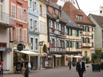 Colmar, France Images libres de droits