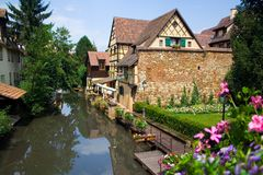 Colmar, France Royalty Free Stock Photos