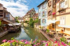 Colmar France Fotos de Stock Royalty Free