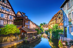 Colmar, France Imagens de Stock Royalty Free