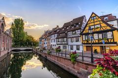 Colmar France Stock Images