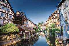 Colmar, France. Old Town of Colmar, France Stock Photo