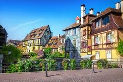 Colmar, France. Old Town of Colmar, France Stock Image